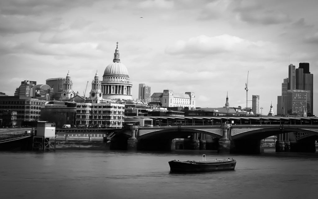 Thames and St. Pauls